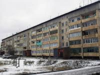 Vikhorevka, st Gorky, house 12. Apartment house
