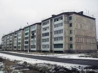 Vikhorevka, st Gorky, house 15. Apartment house