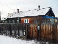 Вихоревка, улица Горького, дом 20. индивидуальный дом