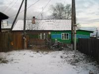 Вихоревка, улица Горького, дом 22. индивидуальный дом