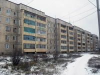 Vikhorevka, st Gorky, house 23. Apartment house