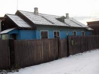 Вихоревка, улица Горького, дом 24. индивидуальный дом
