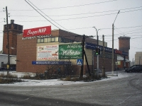 Vikhorevka, st Gorky, house 25А. shopping center