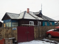 Vikhorevka, st Kalinin, house 5. Private house