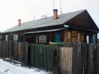 Vikhorevka, Kedrovaya st, house 4. Private house