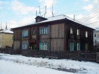 Вихоревка, улица Комсомольская, дом 2. многоквартирный дом