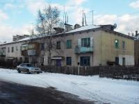 Вихоревка, улица Комсомольская, дом 2А. многоквартирный дом