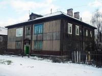 Вихоревка, улица Комсомольская, дом 3. многоквартирный дом