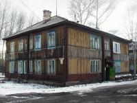 Вихоревка, улица Комсомольская, дом 6. многоквартирный дом