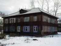 Вихоревка, улица Комсомольская, дом 7. многоквартирный дом