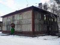 Вихоревка, улица Комсомольская, дом 9. многоквартирный дом