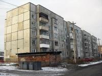 Вихоревка, улица Кошевого, дом 9. многоквартирный дом