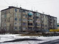 Вихоревка, улица Кошевого, дом 11. многоквартирный дом