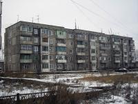 Вихоревка, улица Кошевого, дом 13. многоквартирный дом