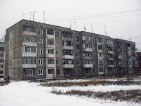Вихоревка, улица Кошевого, дом 15. многоквартирный дом