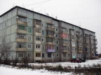 Вихоревка, улица Кошевого, дом 17. многоквартирный дом