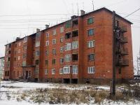 Вихоревка, улица Кошевого, дом 20. многоквартирный дом