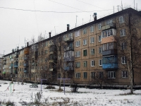 Vikhorevka, Koshevoy st, 房屋21