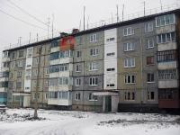 Вихоревка, улица Кошевого, дом 22. многоквартирный дом