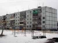 Вихоревка, улица Кошевого, дом 23. многоквартирный дом