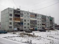 Vikhorevka, Koshevoy st, 房屋23