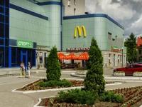 Kaluga, 购物中心 XXI век, Kirov st, 房屋 1