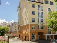 Kaluga, Kirov st, house 23. Apartment house with a store on the ground-floor