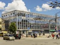 улица Кирова, дом 27. многофункциональное здание