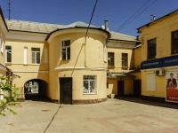 Kaluga, Kirov st, house 38. Apartment house with a store on the ground-floor