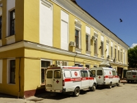 Kaluga, Kirov st, house 40. emergency room