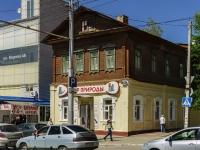 Калуга, улица Кирова, дом 45/16. многофункциональное здание