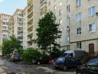 Калуга, улица Кирова, дом 47. жилой дом с магазином
