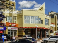 Kaluga, Kirov st, house 63. Apartment house with a store on the ground-floor
