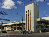 Kaluga, 电影院 Центральный, Kirov st, 房屋 31