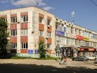 Калуга, улица Плеханова, дом 67. многофункциональное здание