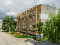 Kaluga, st Lenin, house 17. Apartment house