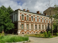 Kaluga, st Lenin, house 18. Apartment house
