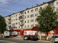 Kaluga, Lenin st, house 37А. Apartment house with a store on the ground-floor