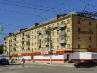Kaluga, Lenin st, house 40. Apartment house with a store on the ground-floor