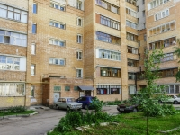 Kaluga, Lenin st, house 58. Apartment house with a store on the ground-floor