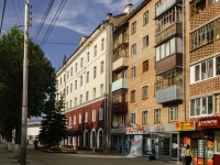 Kaluga, Lenin st, house 59. Apartment house with a store on the ground-floor