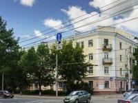 Калуга, улица Ленина, дом 62. жилой дом с магазином
