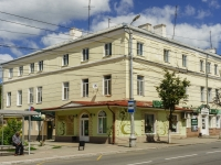 Kaluga, Lenin st, house 94. Apartment house with a store on the ground-floor