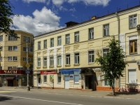Kaluga, Lenin st, house 98. Apartment house with a store on the ground-floor