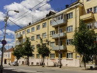 Kaluga, Lenin st, house 100. Apartment house with a store on the ground-floor