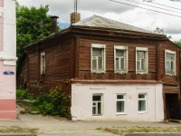 Kaluga, st Saltykov-Shchedrin, house 41. Apartment house