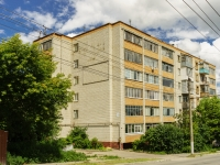 Kaluga, st Saltykov-Shchedrin, house 51. Apartment house with a store on the ground-floor
