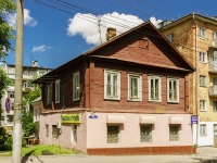 Kaluga, Saltykov-Shchedrin st, house 79. Apartment house with a store on the ground-floor