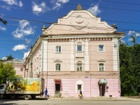 Kaluga, st Saltykov-Shchedrin, house 91. Apartment house with a store on the ground-floor