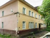 Kaluga, Saltykov-Shchedrin alley, 房屋 15. 公寓楼